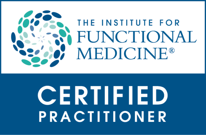 Kristen Brown - Certified Practitioner The Institute for Functional Medicine
