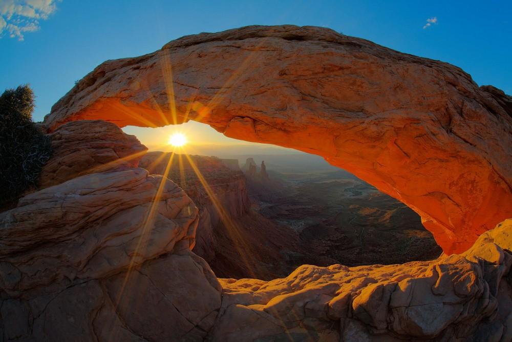Mesa Arch Sunrise by Scott Taylor