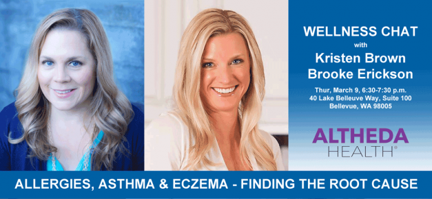 Asthma Allergies & Eczema Wellness Talk